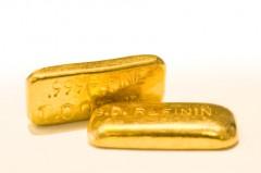 Feingoldbarren 999er Gold