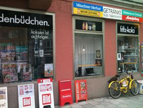 MonexxBox Goldankauf Neuhausen oder Nymphenburg
