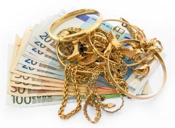 Schmuck gold  Schmuckgold Ankauf! 333, 585, 750, 900er Schmuckgold verkaufen